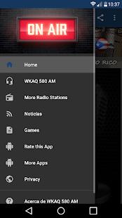 WKAQ 580 AM Puerto Rico radio 1
