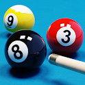 8 Ball Billiards- Offline Free Pool Game icon