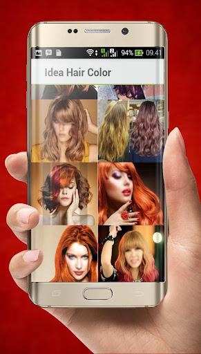 hair color ideas new screenshot 3