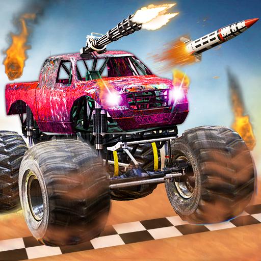 mostro camion Morte gara 2019: auto tiro Giochi