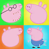 PEP GUESS GAME PIG FOR KIDS
