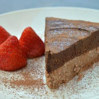 Thermomix Chocolate Orange Tart.