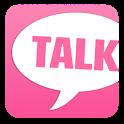 Leeks 핑크카카오톡테마 icon