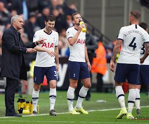 Tottenham se relance pour la première de Mourinho !