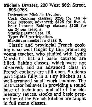 Michele Urvater cooking class review.JPG
