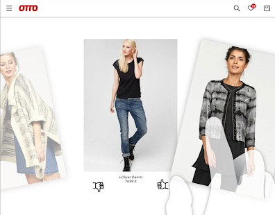 OTTO - Mode & Fashion-Shopping- screenshot thumbnail