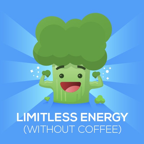 Limitless Energy (Without Coffee)