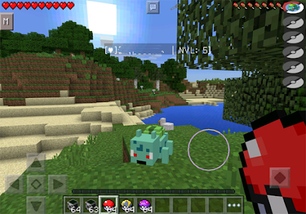 Mod Pixelmon MCPE Apps On Google Play - Minecraft pokemon spielen
