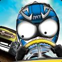 Stickman Downhill Monstertruck icon
