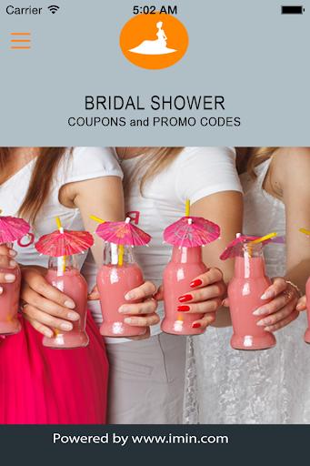 Bridal Shower Coupons - Imin