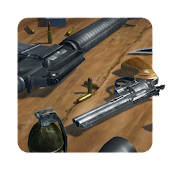 3D Guns Live Wallpaper