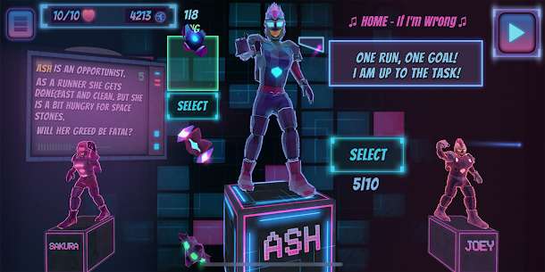 Synthwave Run Apk  Download For Android 6