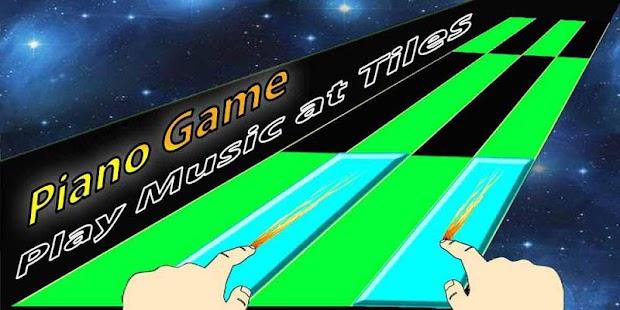 Anime fairy tail piano - náhled
