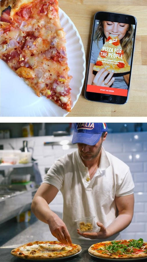 Slice: Order Local Pizza, Delivery & Pickup Deals- screenshot