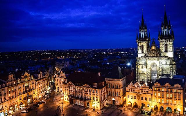 Prague Tab