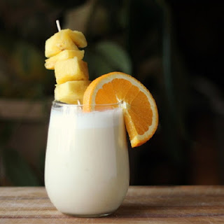 Banana Coconut Rum Cream Liqueur