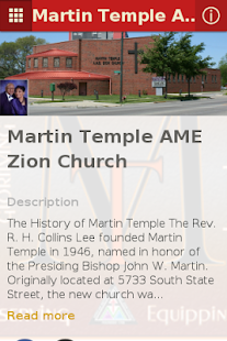 Martin Temple AME Zion Church - náhled