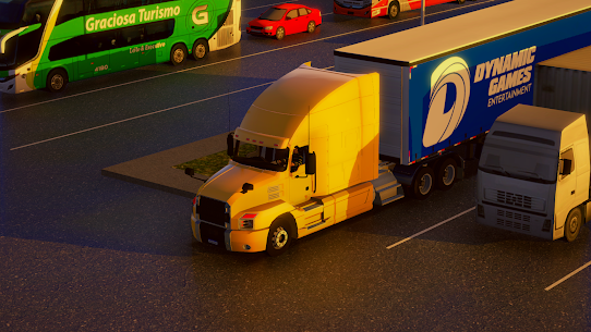 World Truck Driving Simulator 1.162 Mod Apk Download 7