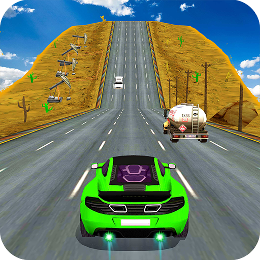 Beat The Traffic: Nitro Racer Challenges