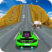 Beat The Traffic: Nitro Racer Challenges Android APK Download Free By ActionRacing