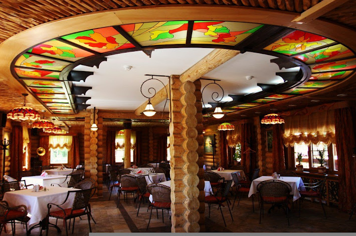 Фото №5 зала Зал ресторана