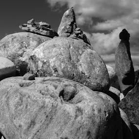 by Riju Banerjee - Nature Up Close Rock & Stone
