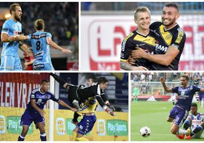 Konden onze tien aanwinsten al indruk maken in de Jupiler Pro League?