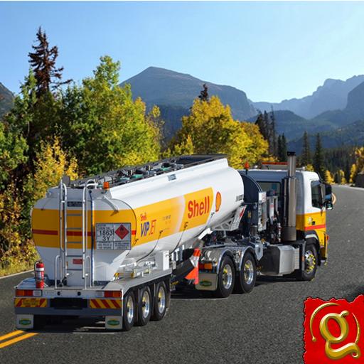 隆重 油 卡車 司機 模擬 App LOGO-APP開箱王