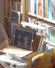 Photo: Ivonka se též učastnila přes skype:-) - joing via skype