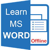 Learn MS Word offline