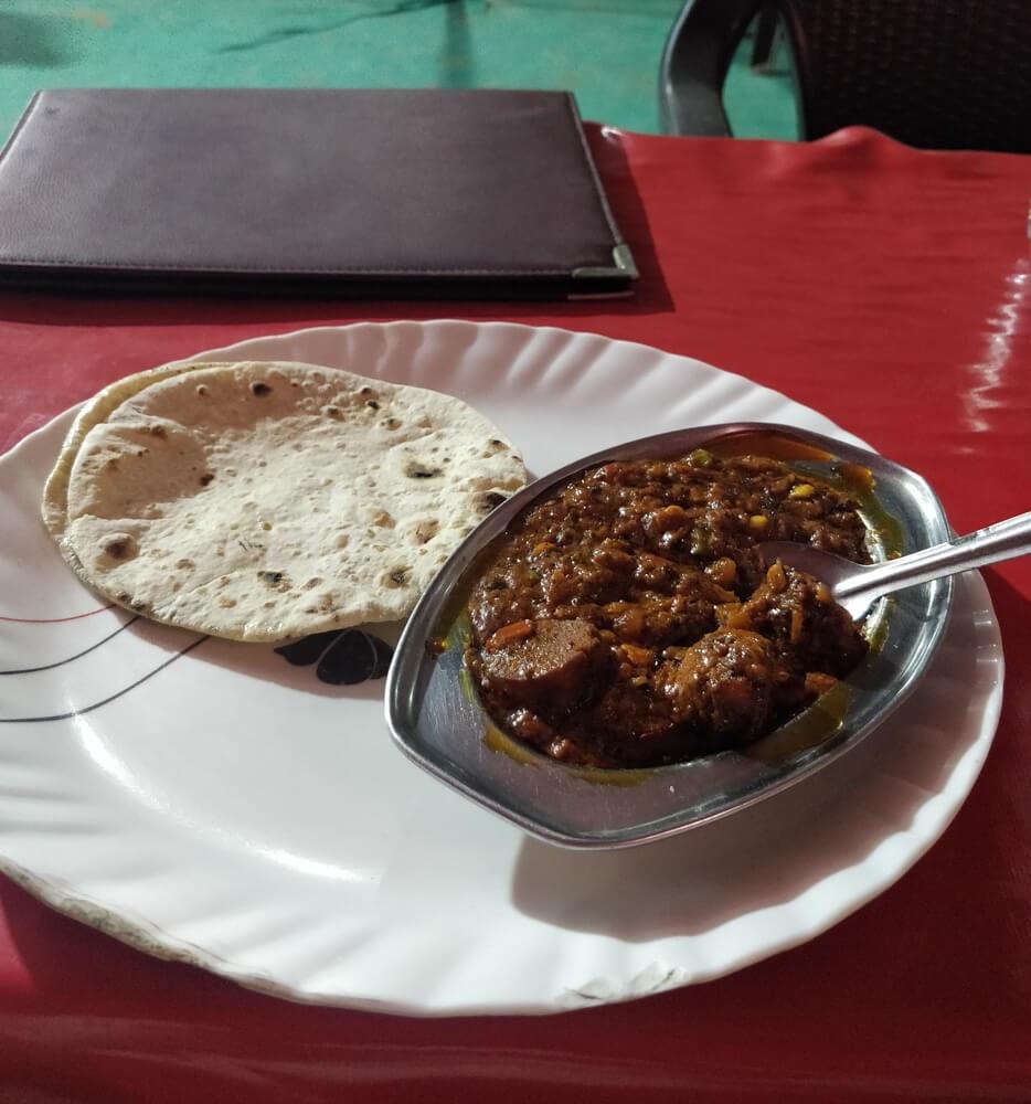 gatte+sabji+rasjthani+food+pushkar