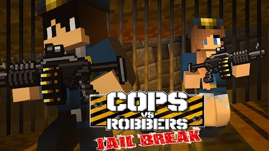 Cops Vs Robbers: Jailbreak 4