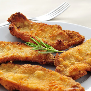 Easy Breaded Chicken