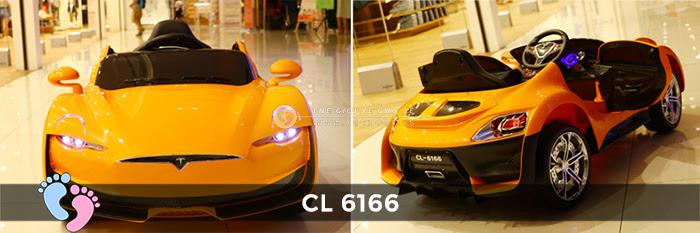 Xe hơi điện cho bé CL6166 5