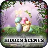 Hidden Scenes Easter Egg Hunt
