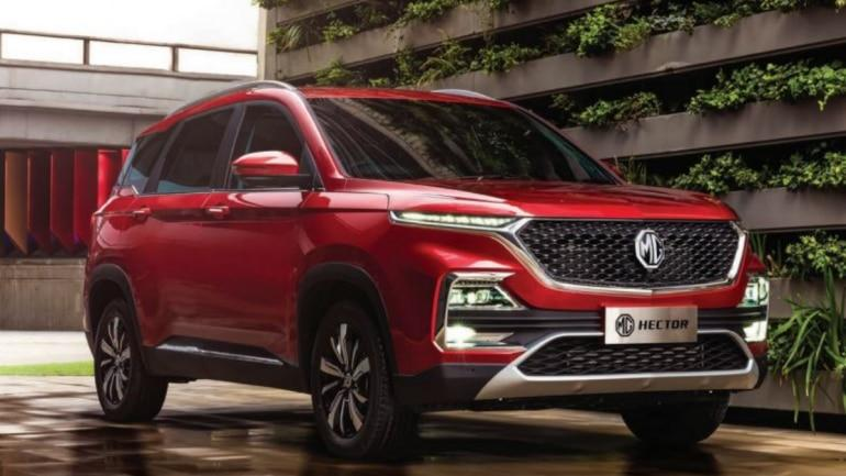 mg hector waiting period
