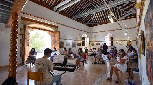 El Festival de Vélez Blanco y los Cursos de Verano de la UAL acaban con éxito