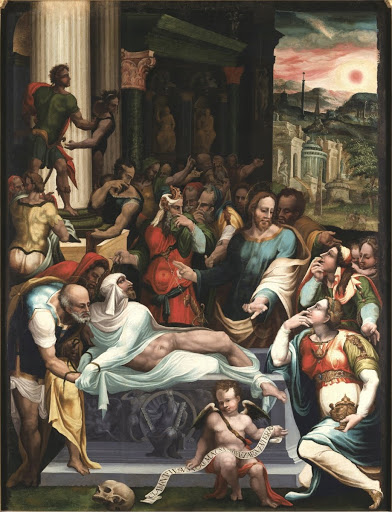 Lazarus of Bethany — Google Arts & Culture
