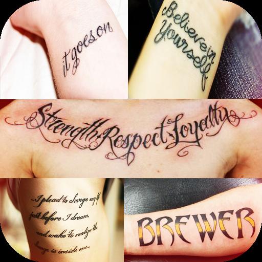 App Insights Name Tattoos Small Tattoo Idea Apptopia