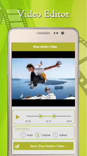 Video Editor: Rotate,Flip,Slow motion, Merge& more Screenshot