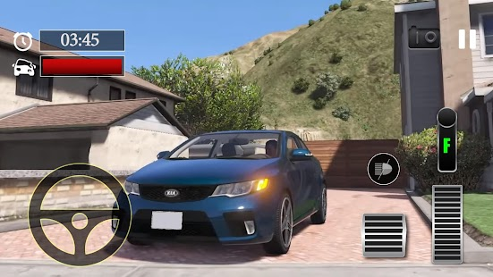 Car Parking Kia Cerato Simulator - náhled