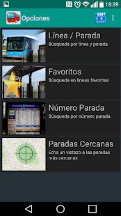 Bus Madrid - screenshot thumbnail