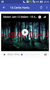 Cerita Hantu Melayu - náhled
