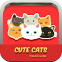 Cute Cats: Puzzle Game icon