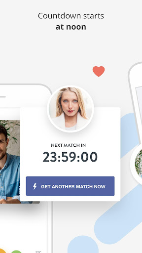 Once - Handpicked matches app (apk) free download for Android/PC/Windows screenshot