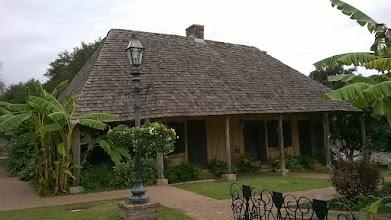 Photo: Roque house