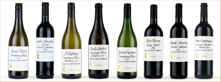 This year's Wade Bales Winemaker Selection comprises 8 outstanding, limited release vintages