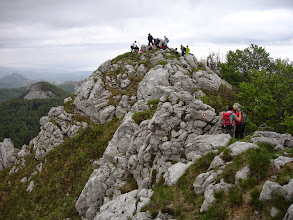 Photo: evo Crnog vrha
