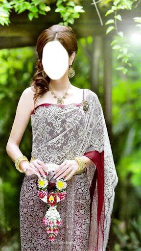 Thai Woman Wedding Suits