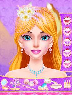 Angel Wedding Makeup & Makeover Salon Girls Game 5